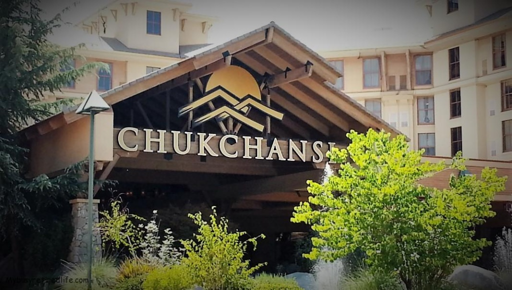My Trip To Chukchansi Indian Casino My Busy Retired Life